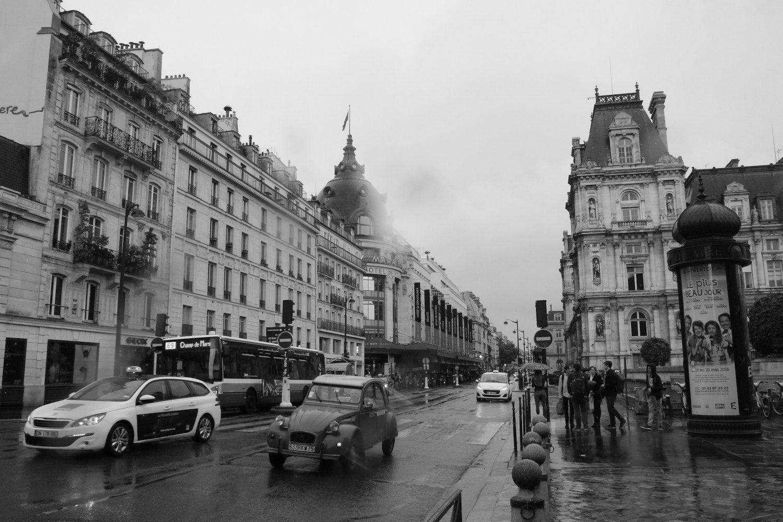 Le BHV Paris (ex Bazar de l'Hôtel de ville)