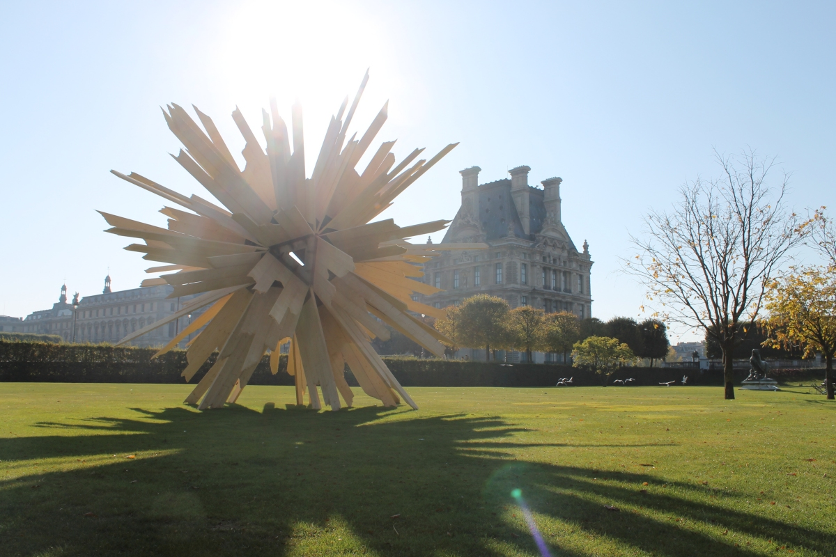 Fiac 2011 - Vincent Mauger, La somme des hypothèses, 2011